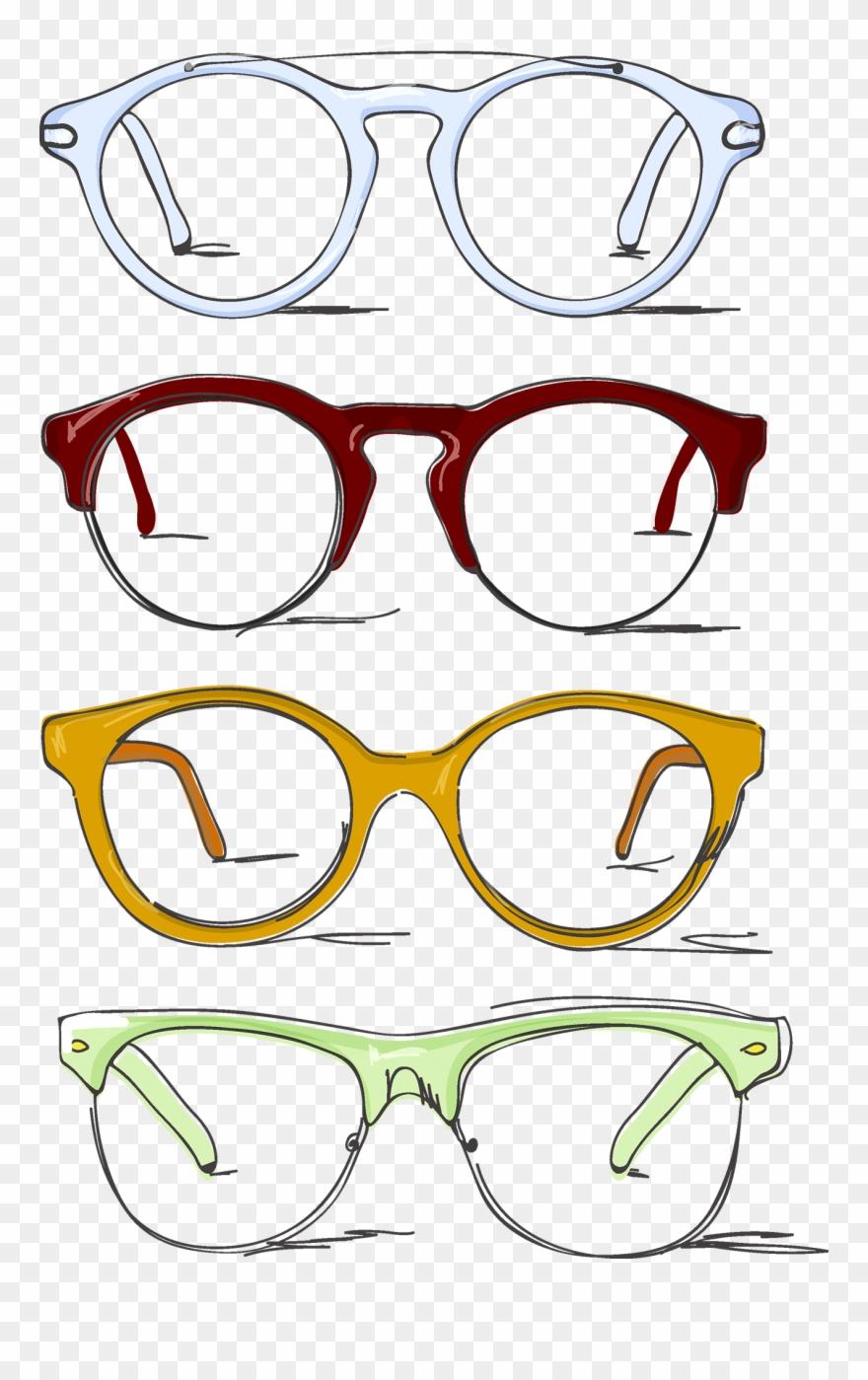 Browline glasses clipart clip transparent library Clipart Free Stock Browline Glasses Drawing Clip Art - Writers ... clip transparent library