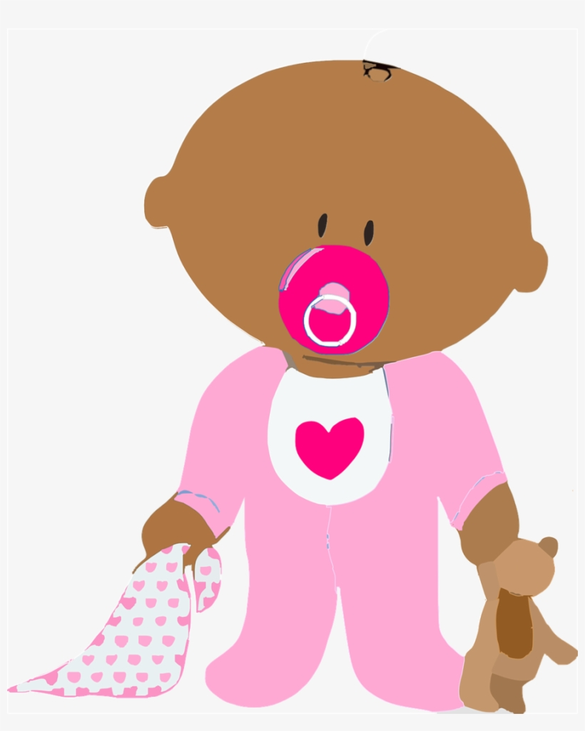 Brown baby clipart clip royalty free download Brown Baby Girl Clip Art Clipart Infant Clip Art - Brown Baby ... clip royalty free download