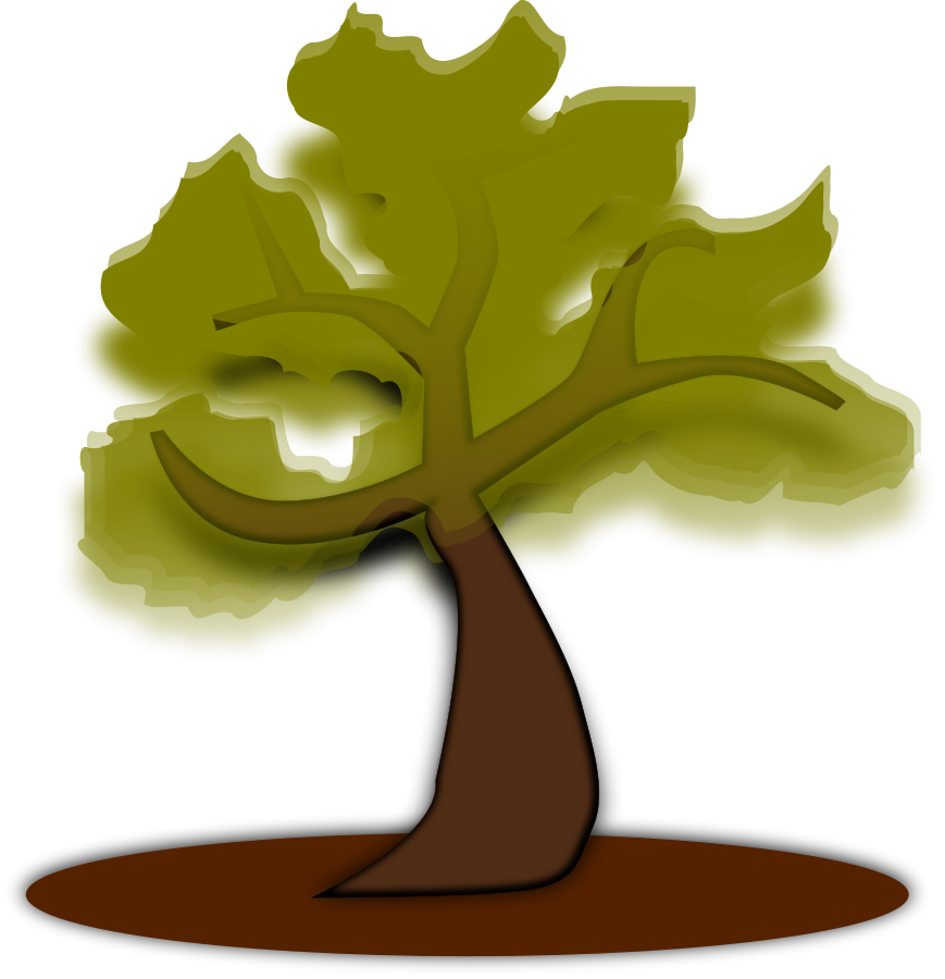 Brown bare tree clipart graphic transparent library Tree Trunk Clipart | Free download best Tree Trunk Clipart on ... graphic transparent library
