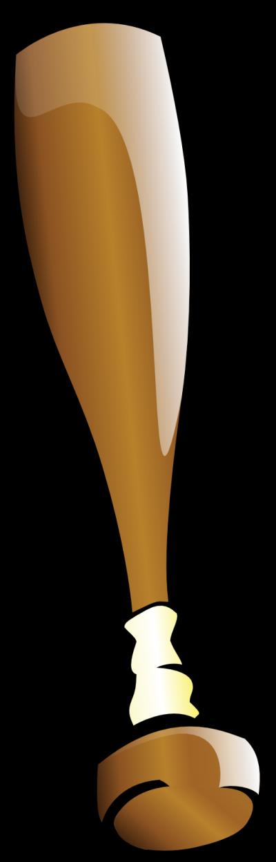 Brown baseball bat clipart image Bat Clipart – ClipartAZ – Free Clipart Collection image