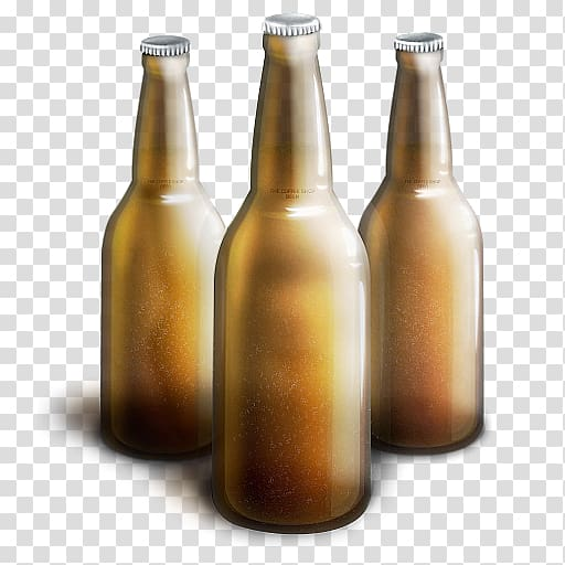 Toast cheers beer bottle bud light image on beach clipart png transparent download Three brown bottles illustration, glass bottle beer bottle tableware ... png transparent download