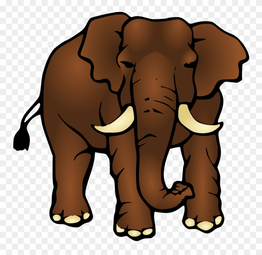 Brown clipart elephant clip art free download Elephant Clip Art Circus Clipart Panda Free Clipart - Brown Elephant ... clip art free download