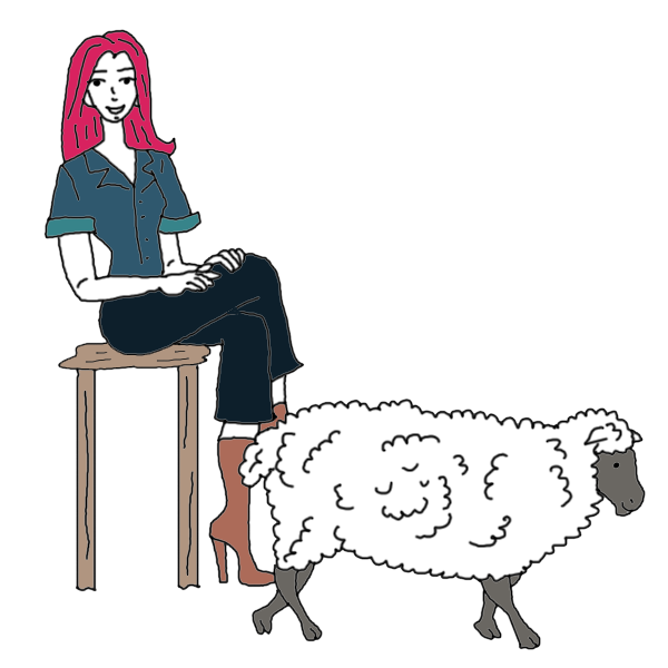 Brown cross with lamb in front clipart jpg library download Sheep Dream Dictionary: Interpret Now! - Auntyflo.com jpg library download