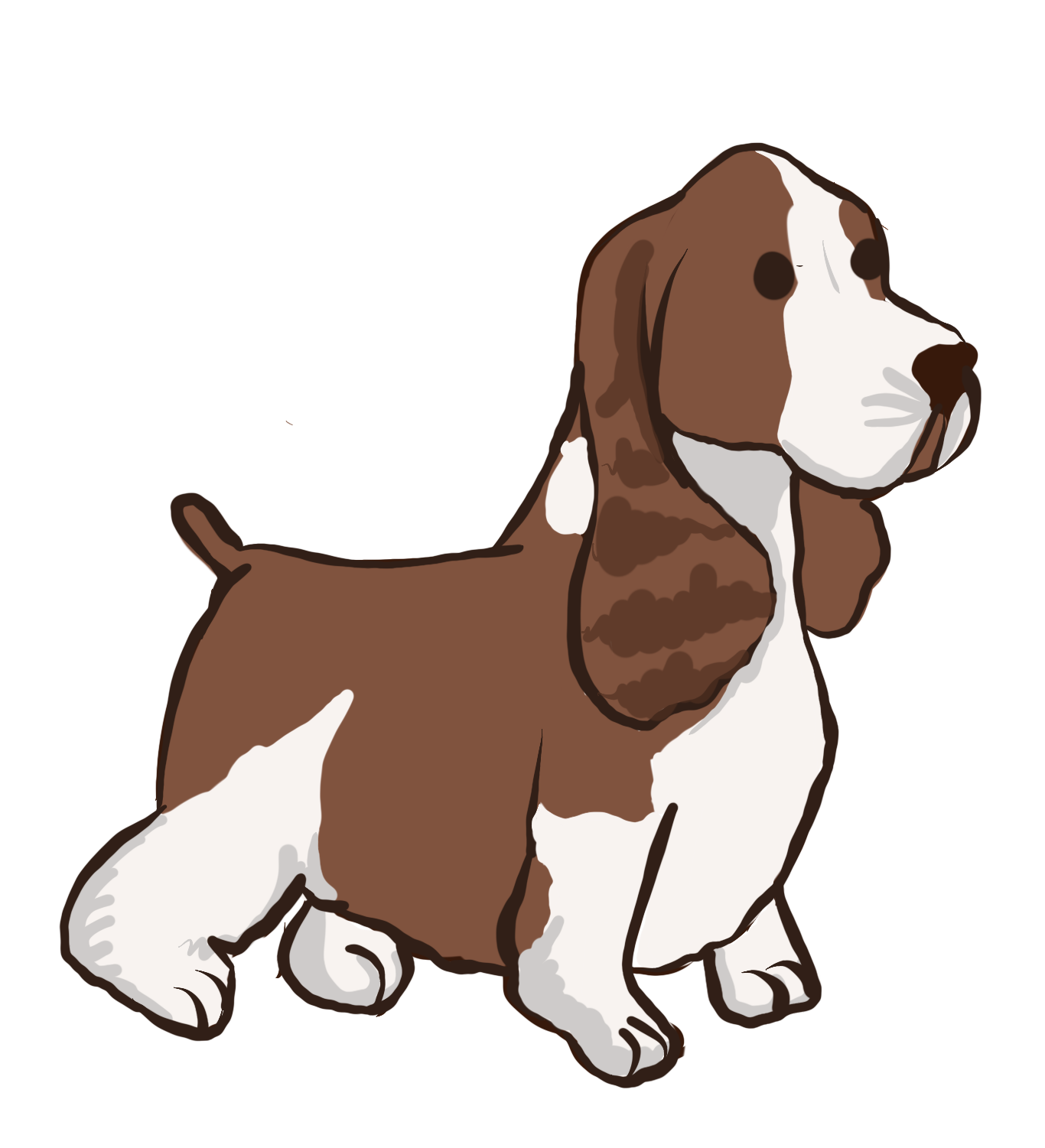 Smart dog clipart free Dog Clipart | CertaPet free