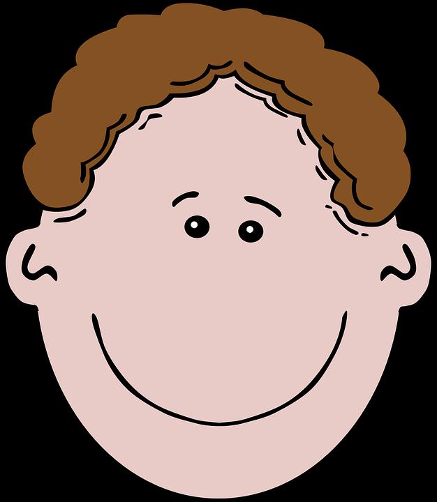 Brown hair clipart boy clipart royalty free download Boy With Brown Hair Clipart - Free Clipart clipart royalty free download