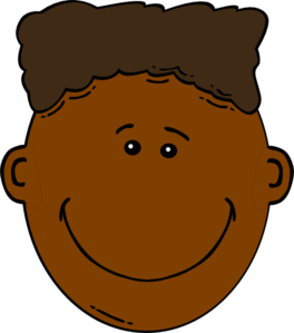 Boy with brown hair clipart vector royalty free library Black Boy With Flattop clip art | Cclip Art | Black kids, Brown hair ... vector royalty free library