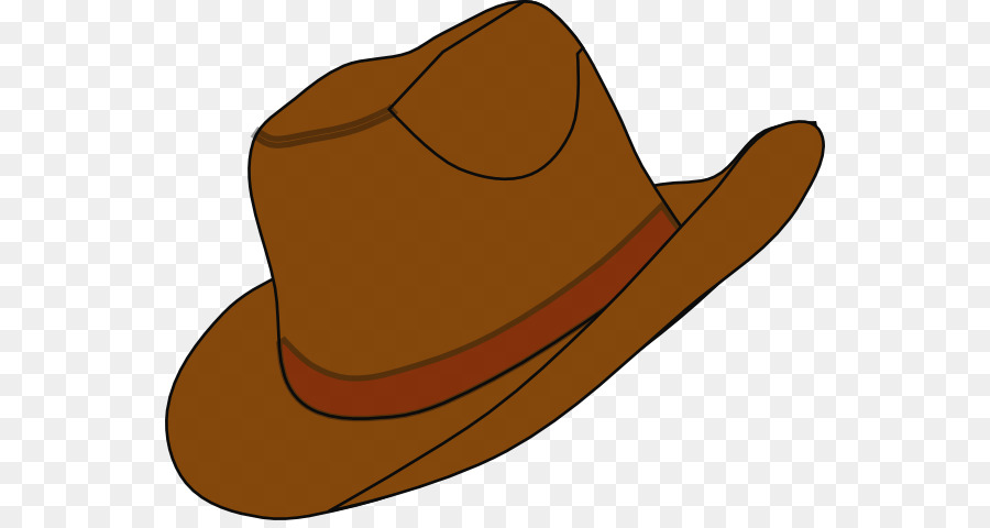 Brown hat clipart image library library Cowboy Hat clipart - Hat, transparent clip art image library library