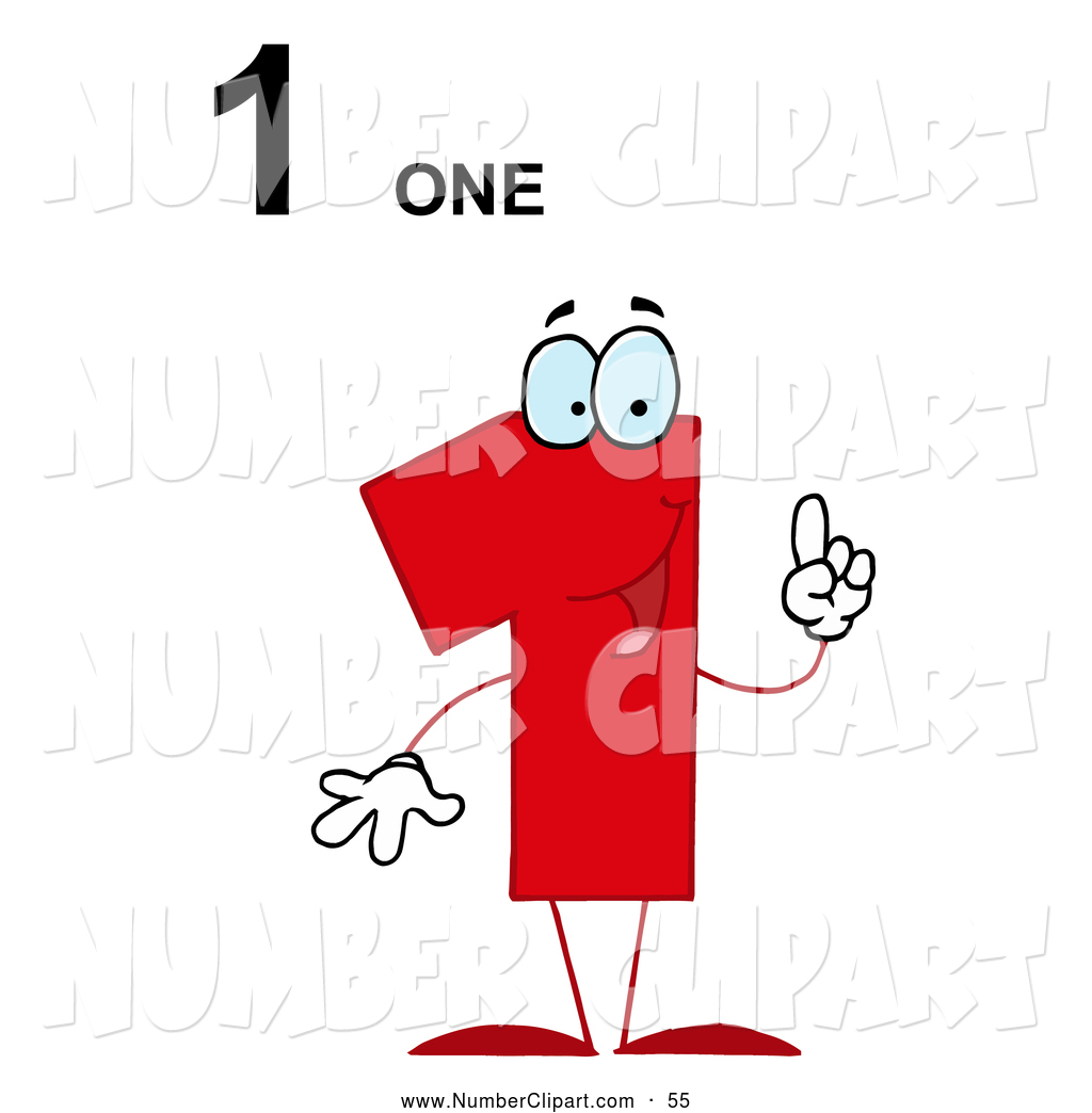 Brown number 1 clipart black and white Were Number 1 Clipart - Clipart Kid black and white