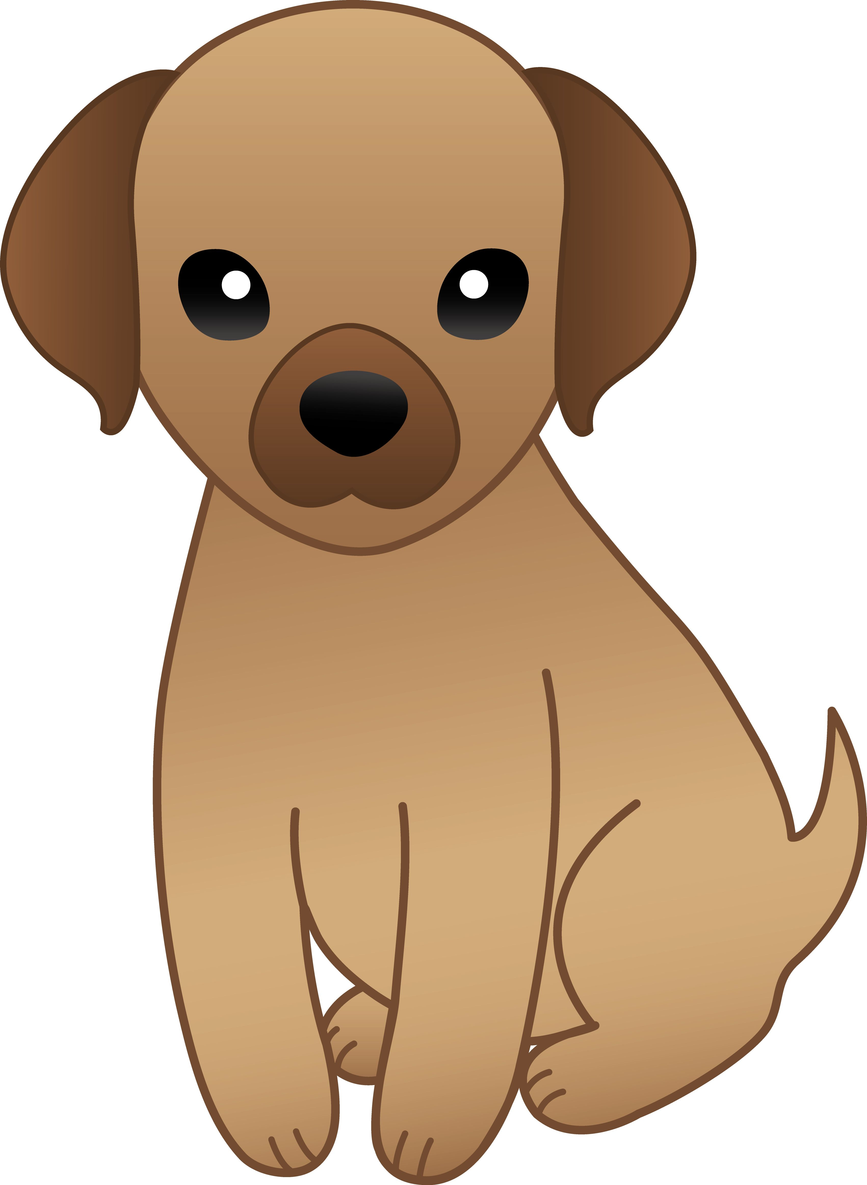 Brown puppy clipart clip art free stock Dog face reference   Ceramics 2, Project 1   Puppy clipart, Brown ... clip art free stock