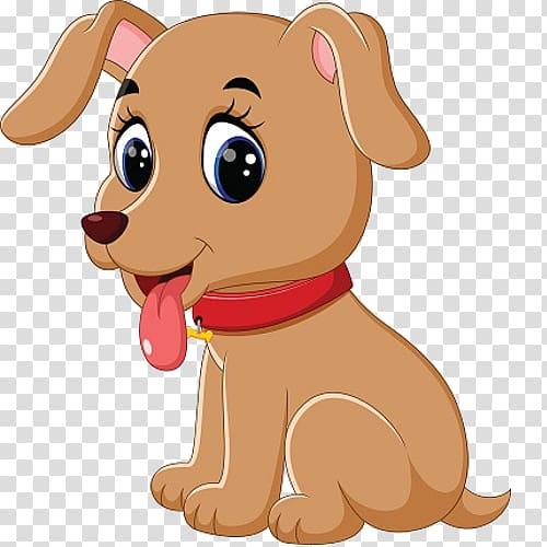 Brown puppy clipart transparent stock Brown puppy , Dog Puppy Cartoon , cute dog transparent background ... transparent stock