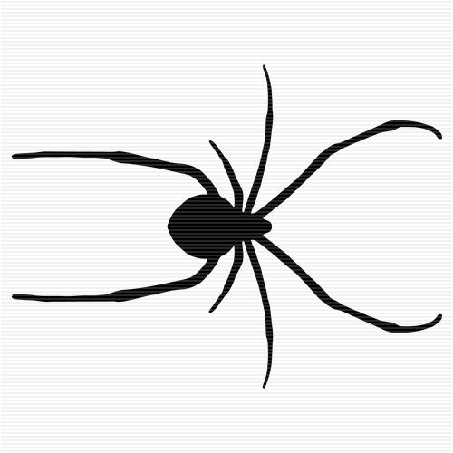 Brown recluse spider clipart black and white jpg free stock Brown Recluse Spider Clip Art | Clipart Panda - Free Clipart Images jpg free stock
