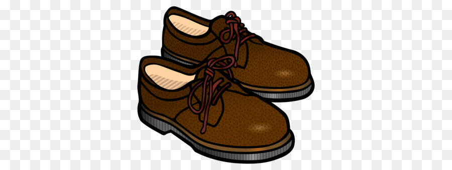 Brown shoe clipart png download brown shoes clipart Shoe Sneakers Clip art clipart - Font, Product ... png download
