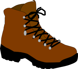 Brown shoe clipart banner royalty free library Shoes running shoes clipart clip art shoe 2 - ClipartBarn banner royalty free library