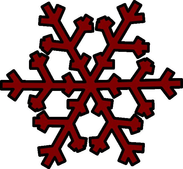 Brown snowflake free clipart jpg royalty free stock Brown Snowflake Clip Art at Clker.com - vector clip art online ... jpg royalty free stock