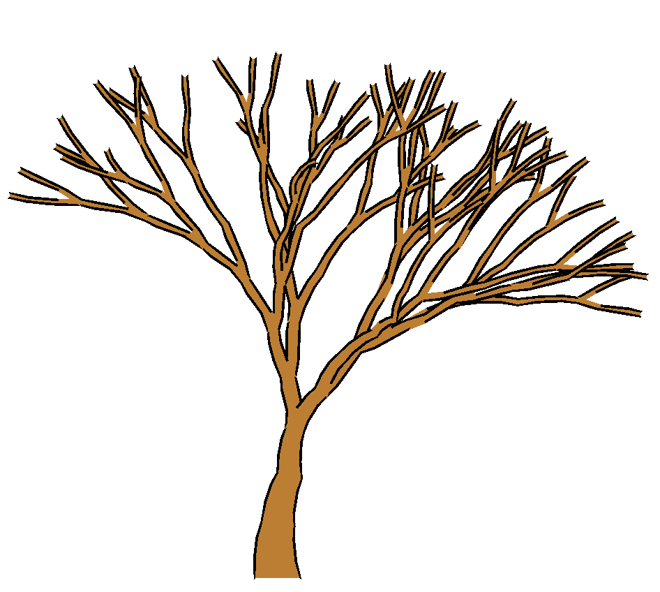Side tree with fall leaves clipart vector royalty free download 52+ Tree Without Leaves Clipart | ClipartLook vector royalty free download
