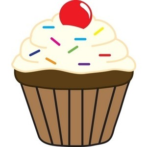 Browncupcake clipart png free library chocolate-cupcakes-clipart-chocolate-cupcake-clipart-184-jpg-NC7csX ... png free library