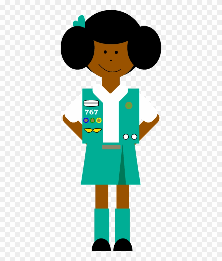 Brownie scout clipart clip transparent library Girl Scout Clip Art - Girl Scouts Art Clips - Png Download (#112383 ... clip transparent library