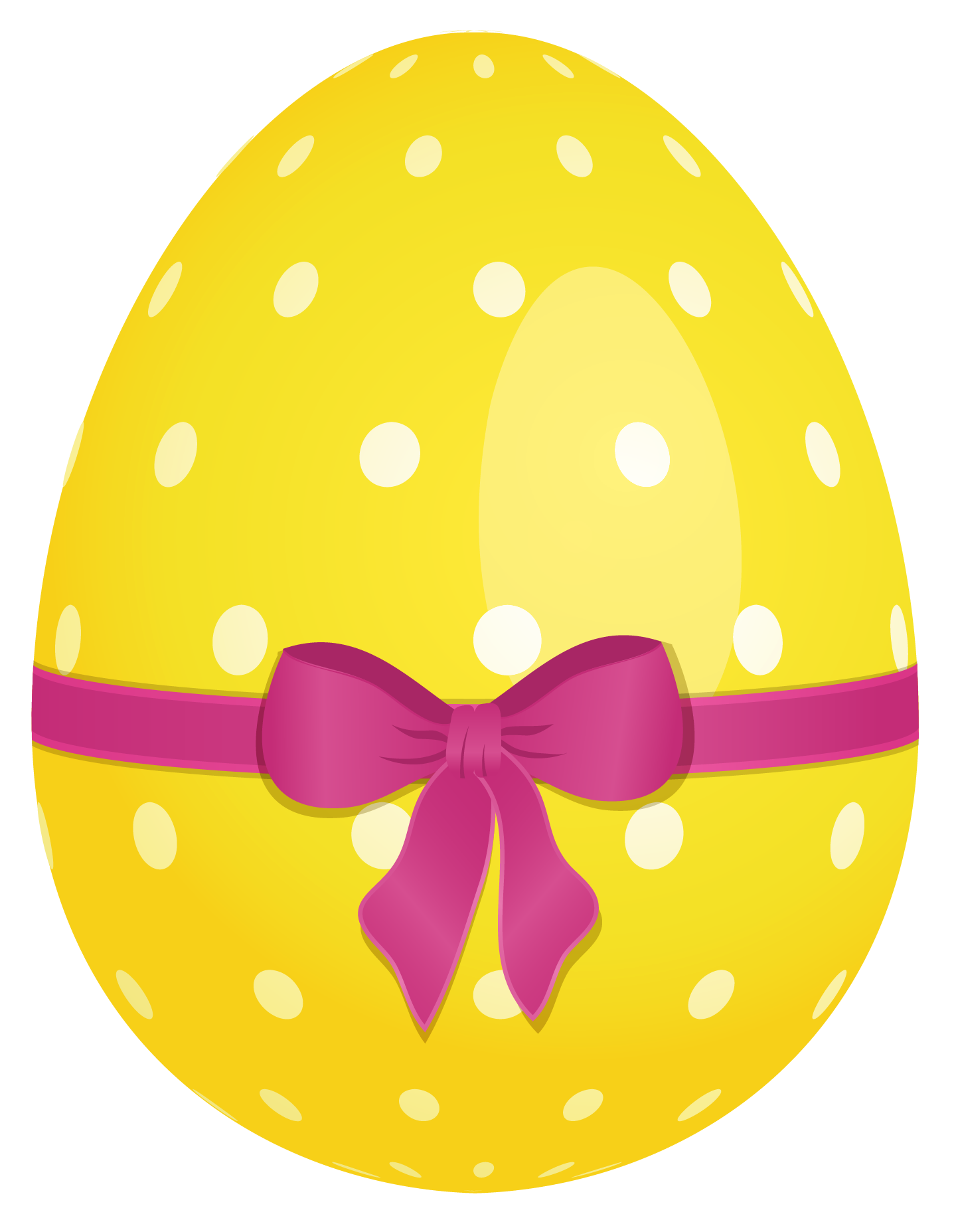 Easter egg free clipart