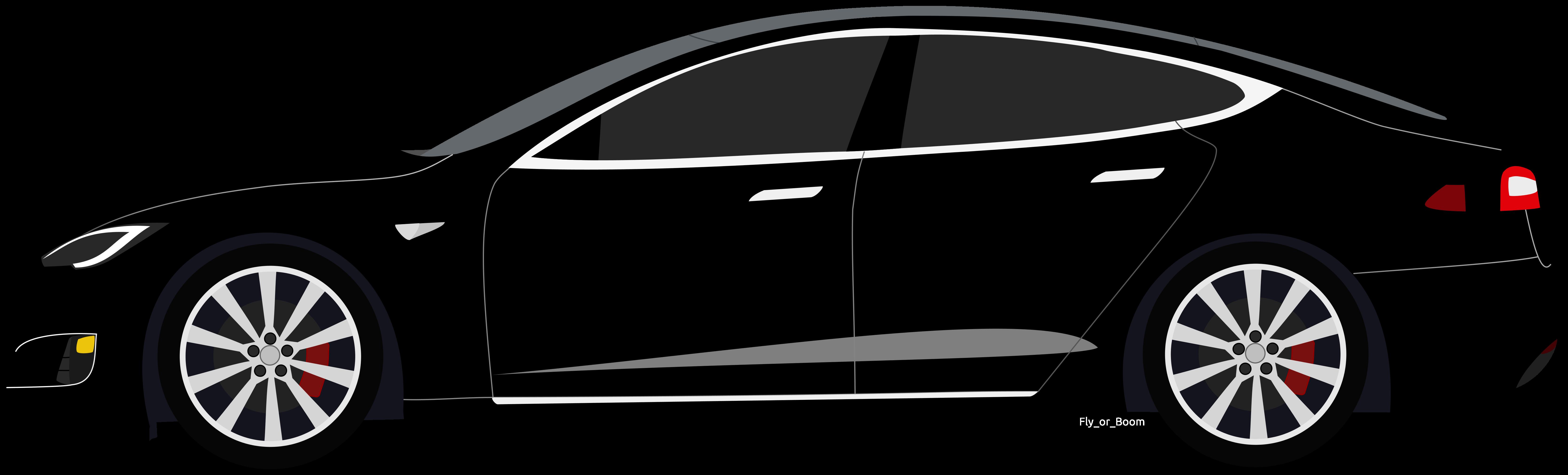Teslas clipart freeuse stock Fan-made Tesla Cars & Supercharger Cliparts - Album on Imgur freeuse stock
