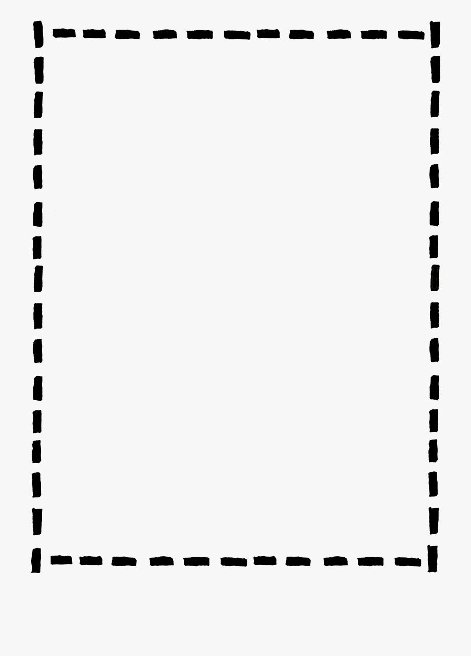 Brunch border clipart banner library download Brunch Clipart Border - Cute Black And White Border, Cliparts ... banner library download