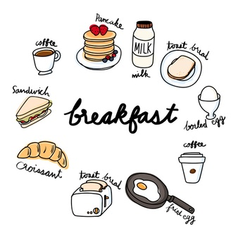 Brunch border clipart library Breakfast Vectors, Photos and PSD files | Free Download library
