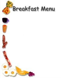 Brunch border clipart clipart royalty free download Free Breakfast Cliparts Borders, Download Free Clip Art, Free Clip ... clipart royalty free download