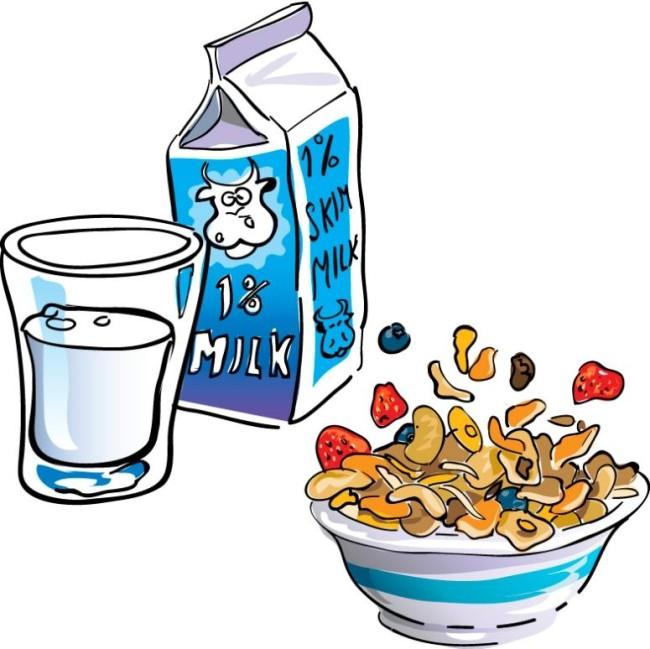 Breakfast helper clipart black and white clip art freeuse Breakfast clipart 2 - Cliparting.com clip art freeuse