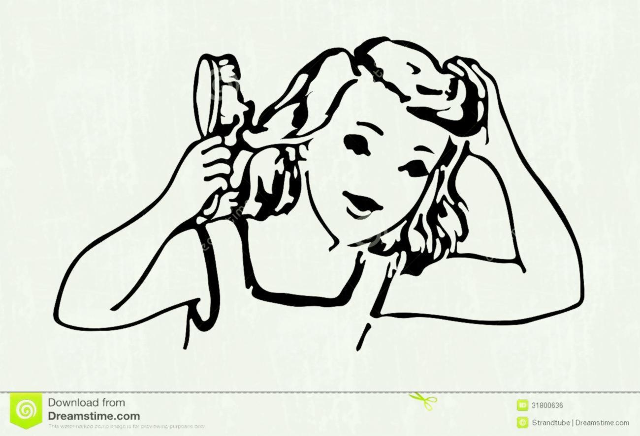 Brush black hair clipart black and white clipart black and white Brush hair clipart black and white 4 » Clipart Portal clipart black and white