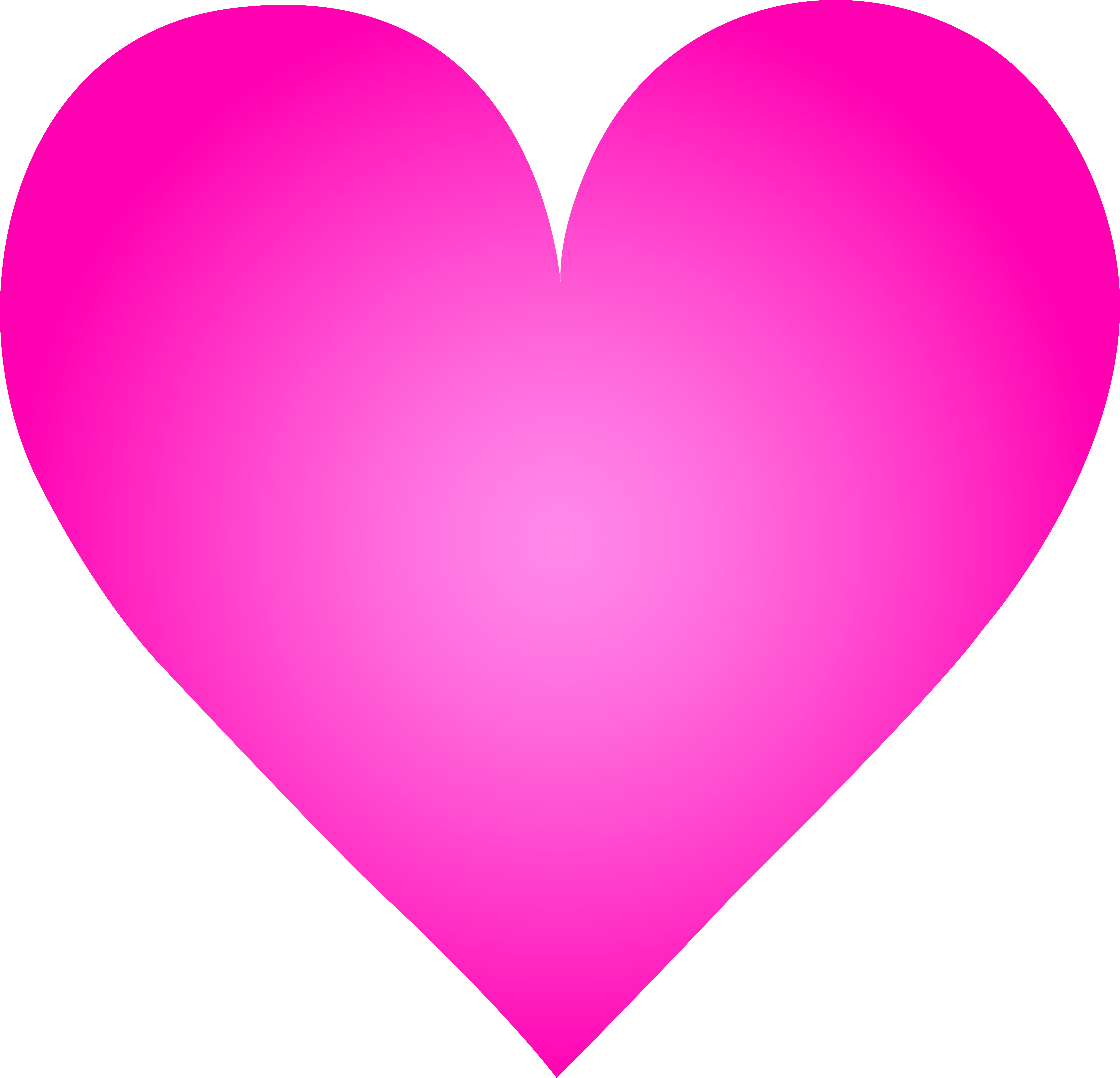 Fancy heart clipart banner black and white Free Pink Heart Image, Download Free Clip Art, Free Clip Art on ... banner black and white