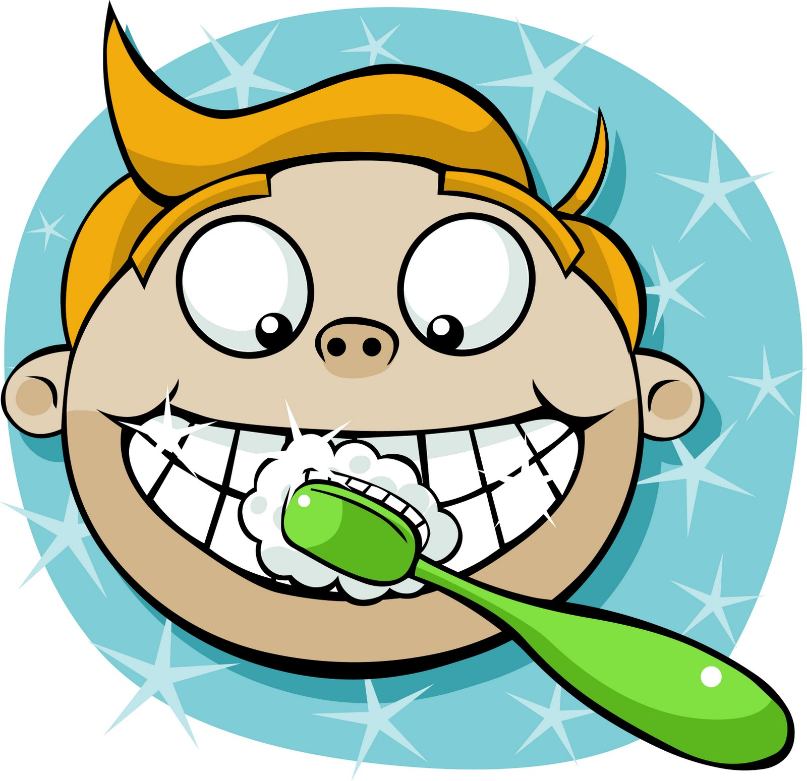 Brush your teeth pictures clipart picture library download Free Brushing Teeth Cliparts, Download Free Clip Art, Free Clip Art ... picture library download