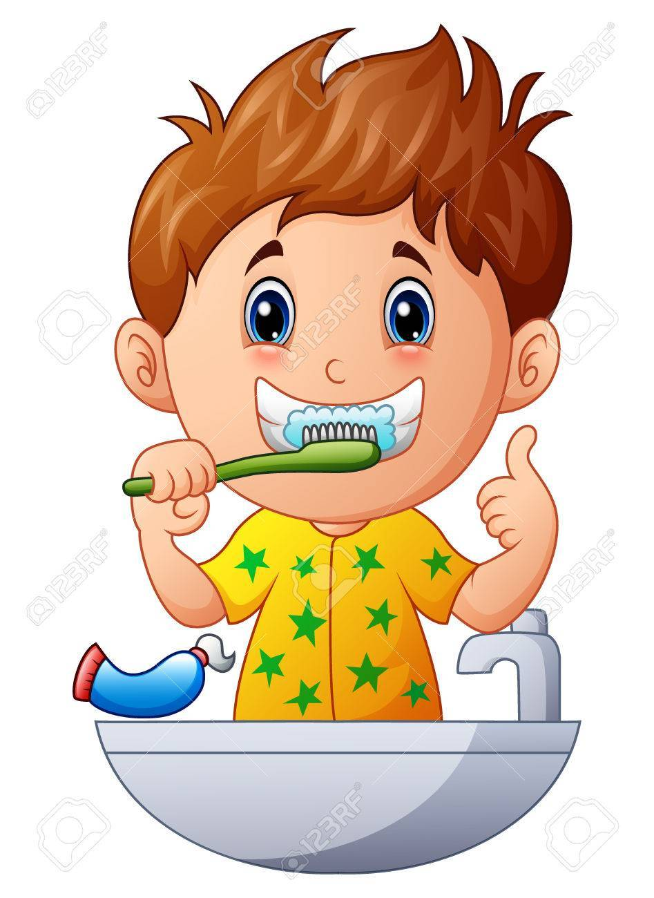 Brush teet clipart clipart free Brushing teeth clipart 2 » Clipart Portal clipart free
