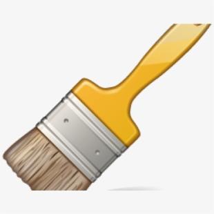 Brussh clipart banner freeuse Paint Brush Clipart Paint Can - White Paint Clipart #151285 - Free ... banner freeuse