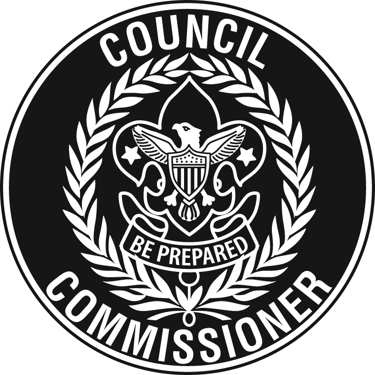 Bsa commissioner clipart svg library library Commissioner Logos | Boy Scouts of America svg library library