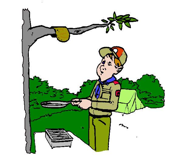 Bsa funny camping clipart png library download Free Scout Cooking Cliparts, Download Free Clip Art, Free Clip Art ... png library download
