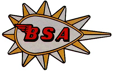 Bsa motorcycle logo clipart png library BSA Motorcycle Logos png library