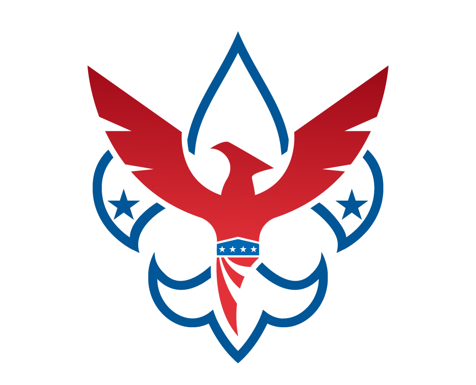 Bsa star scout pin clipart library png library Fleur de lis with Phoenix | Boy Scouts | Pinterest png library