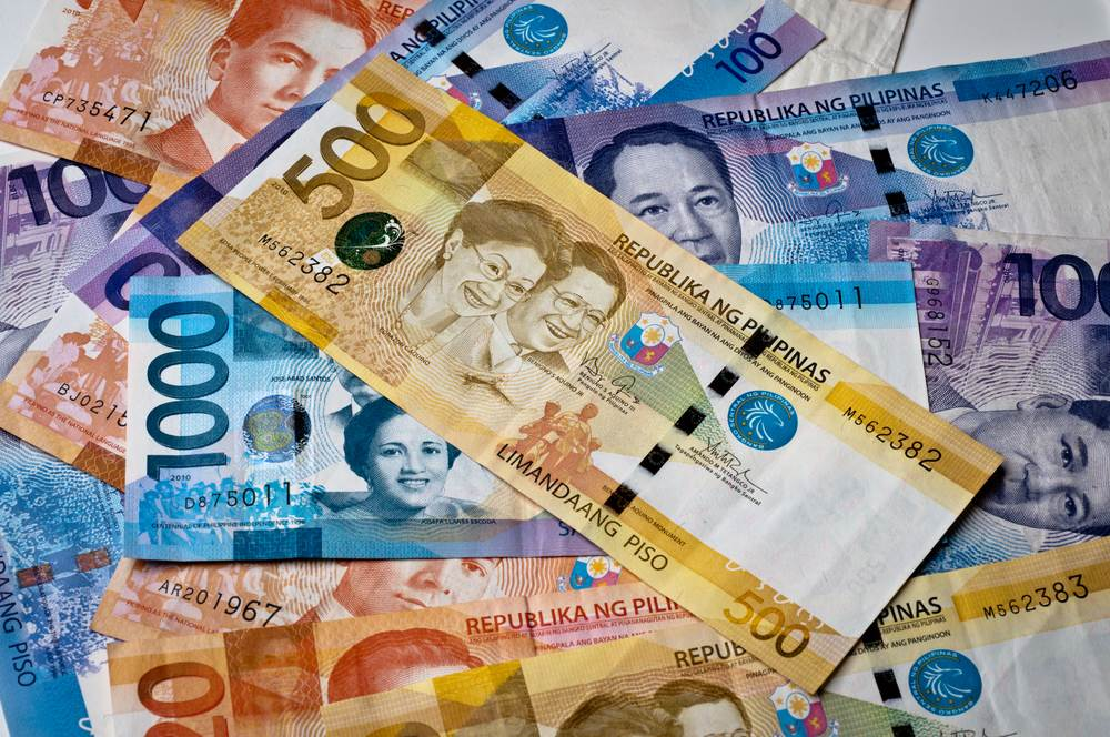 Bsp clipart exchange rate today vector library stock Peso depreciation on a temporary adjustment mode - Reporter.PH vector library stock