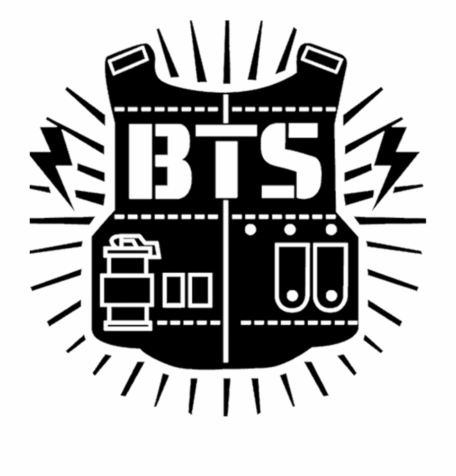 Bts clipart pack download clip library Logo Clipart Bts - Bts Logo | Transparent PNG Download #214671 - Vippng clip library