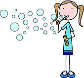 Bubble blowing clipart clipart freeuse download Bubble blowing clipart 1 » Clipart Portal clipart freeuse download