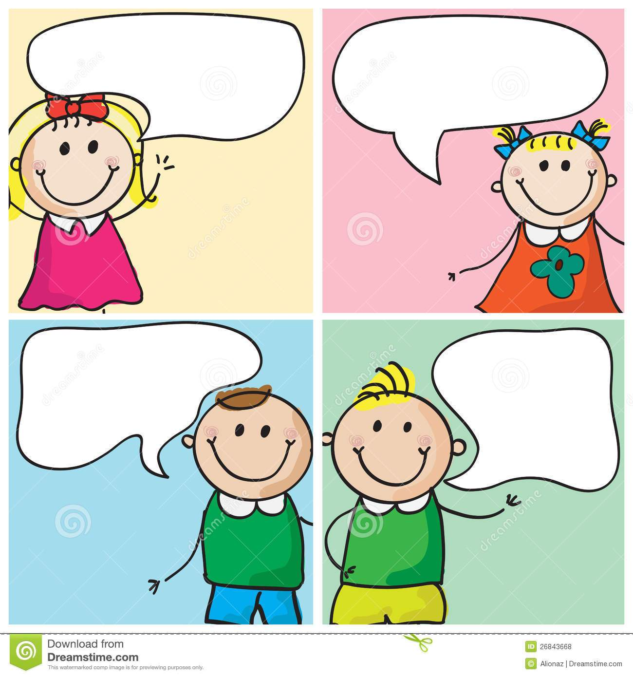 Bubble fighting clipart graphic download Child with talking bubble clipart 8 » Clipart Portal graphic download