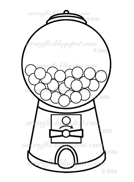 Bubble gum clipart black and white graphic library library Collection of Bubble gum clipart | Free download best Bubble gum ... graphic library library