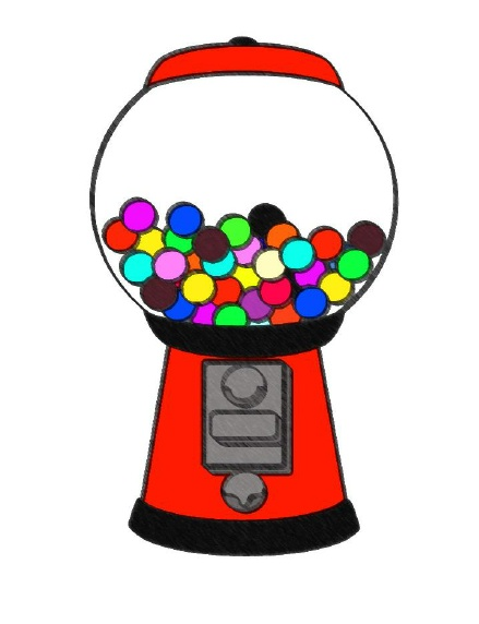 Clipart bubble gum machine image library stock Free Gumball Machine Cliparts, Download Free Clip Art, Free Clip Art ... image library stock