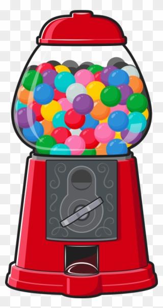 Bubble gum machine clipart clip art black and white Free PNG Gumball Machine Clip Art Download - PinClipart clip art black and white
