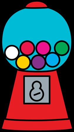 Clipart bubble gum machine jpg free stock Free Gumball Machine Cliparts, Download Free Clip Art, Free Clip Art ... jpg free stock