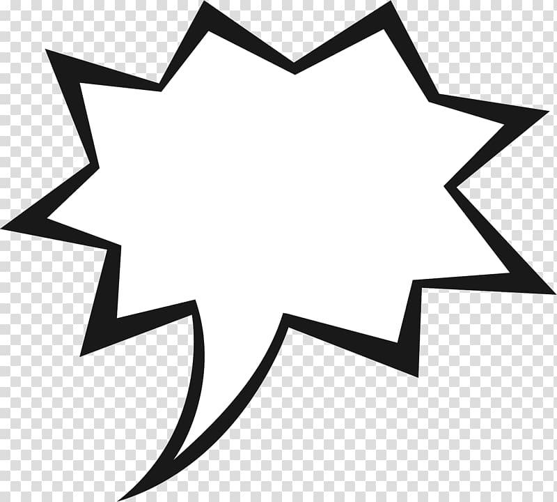 Bubble text clipart vector transparent download White text bubble, Cartoon Text Bubble transparent background PNG ... vector transparent download