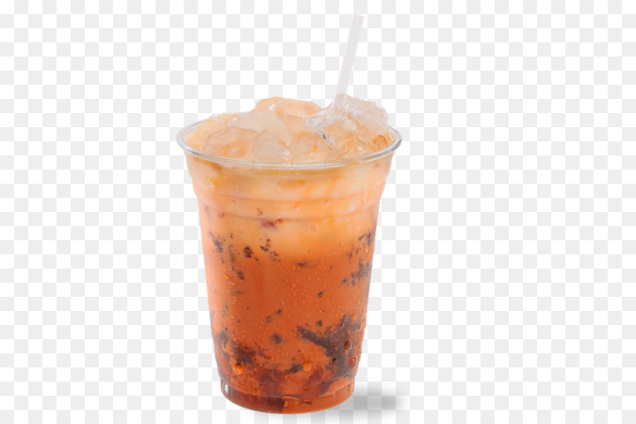 Thai iced tea clipart banner transparent library Milk Tea Background png download - 600*600 - Free Transparent Thai ... banner transparent library