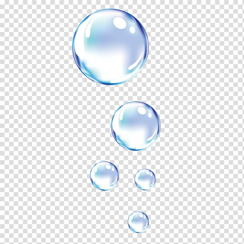 Water bubbles clipart image freeuse library Dynamic bubble bubble water droplets, clear bubbles transparent ... image freeuse library