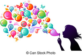 Bubbles and kids clipart svg black and white library Blowing bubbles Illustrations and Clip Art. 3,839 Blowing bubbles ... svg black and white library