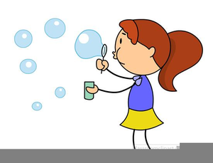 Bubbles and kids clipart vector freeuse download Kids Blowing Bubbles Clipart | Free Images at Clker.com - vector ... vector freeuse download
