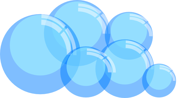 Bubbles clipart png clip library download Download Free png Soap Bubbles PNG Clipart - DLPNG.com clip library download